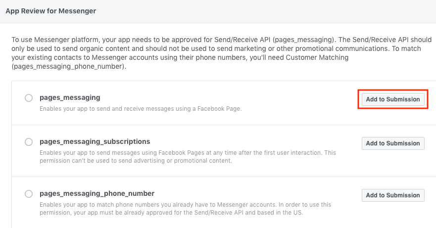 Setup: Facebook Messenger Integration - QualifiedChat Blog